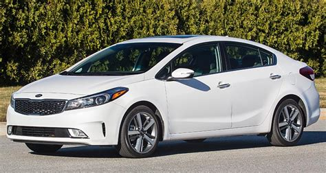 2017 Kia Forte Lx Review by Updated 2017 Kia Forte Offers Much For The Money
