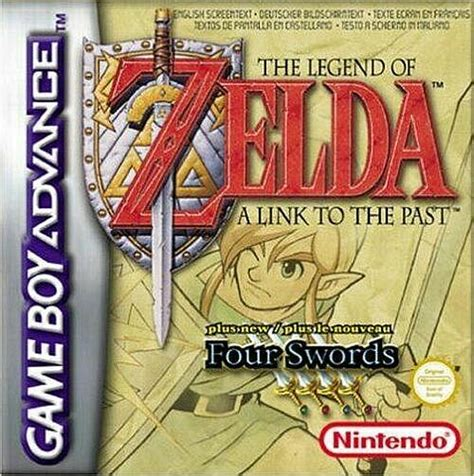 The Legend Of Zelda A Link To The Past Ecezar Rom