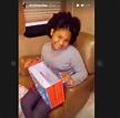 Christina Milian: sa fille Violet gâtée pour son ...