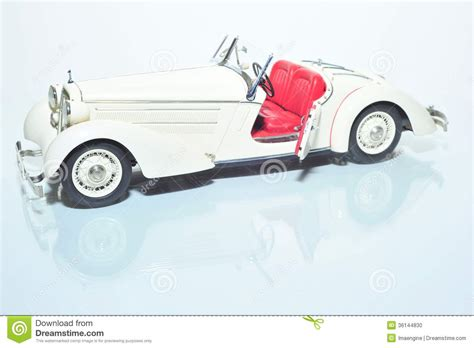 Audi 225 Front Roadster 1935 Vintage Car Stock Photo