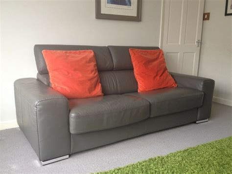 Dfs 3 Seater Sofa Bed by Dfs Kalamos 3 Seater Sofa Bed Charcoal Grey Lovely