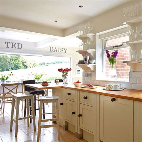 bright kitchen ideas country kitchen designs bespoke wooden kitchen ideal home