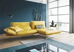 Canapé Sans Pied : ultra design ultra confortable nouveau canap ad senso ~ Teatrodelosmanantiales.com Idées de Décoration
