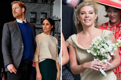 Royal News Prince Harry's Ex Chelsy Davy 'snubbed' From