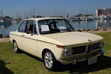1971 Bmw 2002 Numbers Matching Used Manual, Ground Up