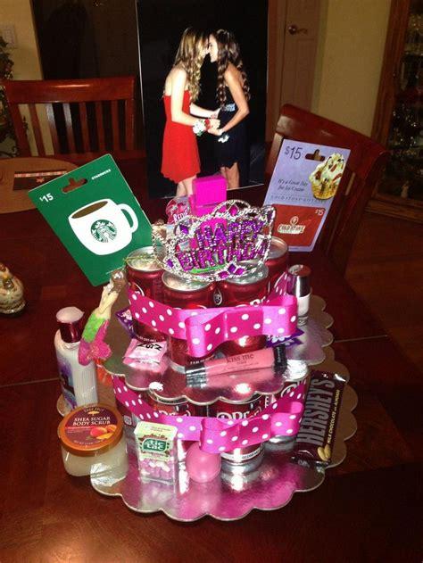 diygiftsforgirls homemade birthday gift baskets