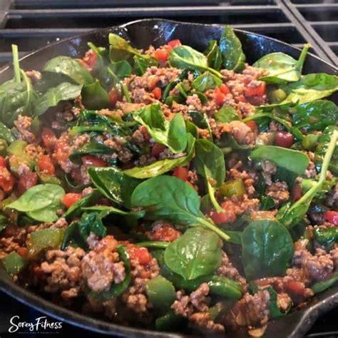 Make turkey sausage breakfast casserole for holidays. Best Cheesy Keto Taco Casserole Recipe - Easy & Low Carb ...