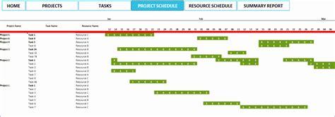 excel templates  project management
