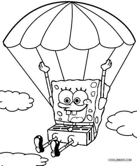 Spongebob Coloring Pages at GetColorings com Free