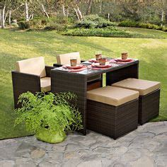 patio furniture on patio conversation sets