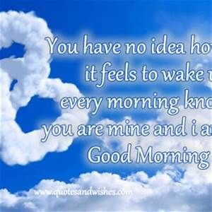 Beautiful Morning Quotes For Her. QuotesGram