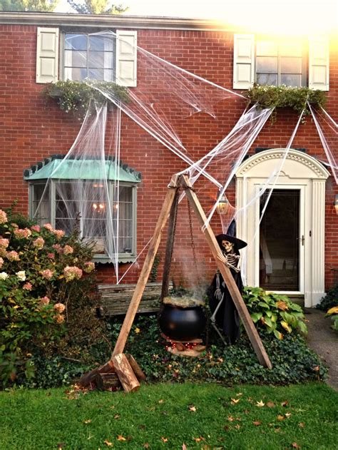 halloween yard decorations halloween pinterest