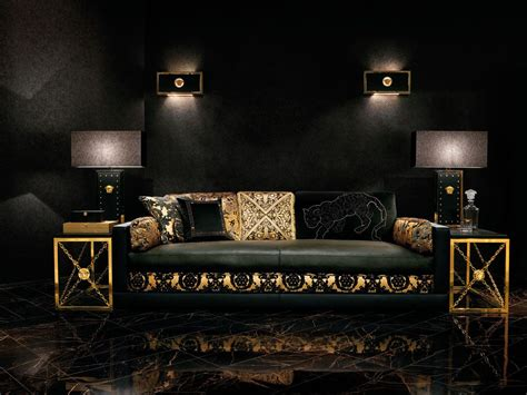 home design brand fearless luxury with versace in 2019 home beautiful