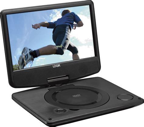 portable player buy logik l9spdvd16 portable dvd player black free
