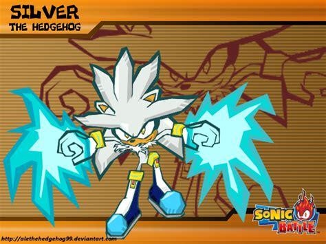 Sonic Battle Style By Bakahog On