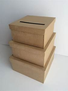 diy wedding card box wedding card holder gift card holder With gift card boxes for weddings