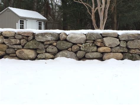 fieldstone retaining wall cost types of natural stone walls concord stoneworks