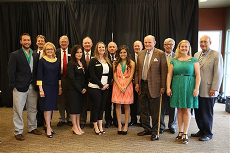 graduating sumners scholars honored foundation university texas
