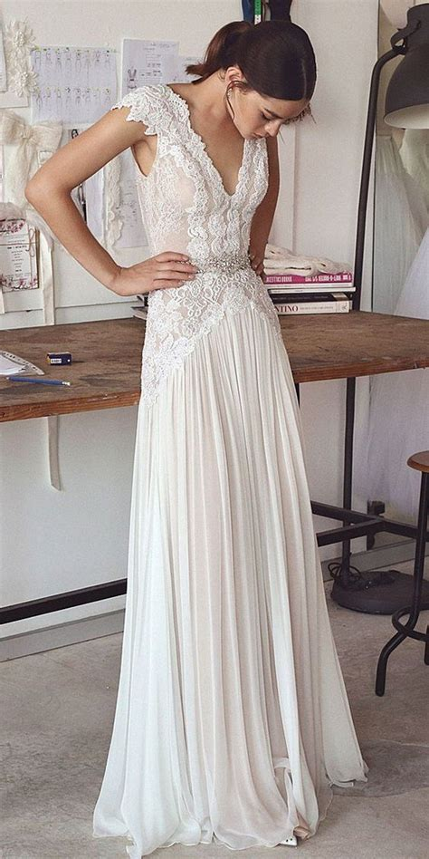 top  boho wedding dresses   trends   day