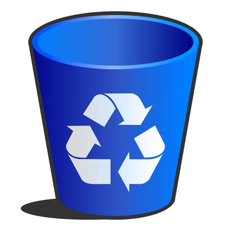 recycle bin clipart xssentials tips to clean up a pc xssentials