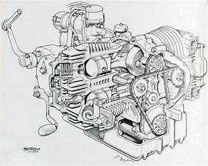 Engine  Motorcycles And Art On Pinterest