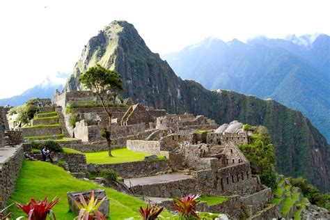 Machu Picchu Peru Seven Wonders Of The World Found The