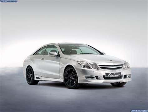 Mercedes E Class Modification mercedes lorinser e class coupe