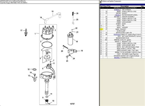 Mercury Thunderbolt Wiring Diagram by Thunderbolt Iv Ignition Wiring Diagram Wiring Diagrams