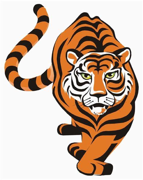 tiger logo cliparts   clip art
