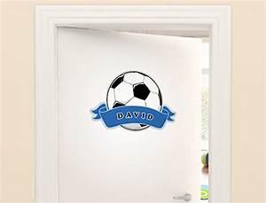 Fussball Deko Kinderzimmer : i love wandtattoo ilwt 20 009 kinderzimmer t raufkleber ~ Michelbontemps.com Haus und Dekorationen