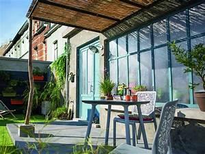 Fabriquer Une Pergola En Alu : couvrir une pergola fabulous couvrir une terrasse en bois ~ Edinachiropracticcenter.com Idées de Décoration