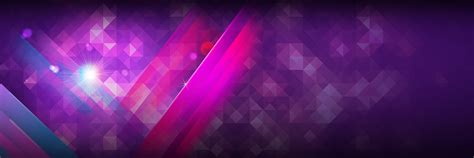 Purple Geometric Background, Fashion, Modern, Shape