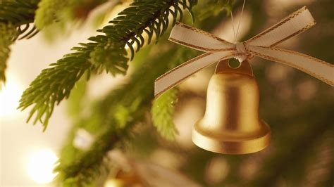 Christmas Bells For Computers And Laptops Backgrounds