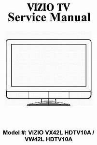 Tv Service Repair Manuals