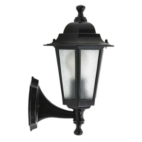 sherlock coach light wall light black ex706blk