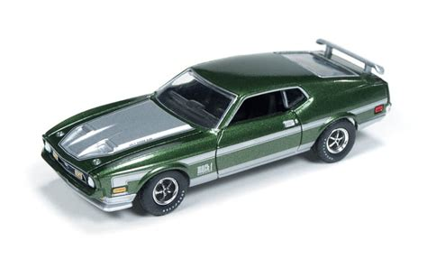 1971 Ford Mustang Mach 1 | Auto World Garage