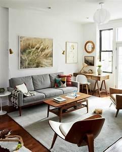 Schreibtisch Im Wohnzimmer Integrieren : einrichtungsideen wohnzimmer wie sie den wohnbereich mit dem home office vereinigen ~ Bigdaddyawards.com Haus und Dekorationen