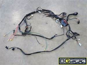 Eb349 2013 Arctic Cat Xc 450 Main Wire Wiring Harness