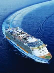Inside Biggest Cruise Ship Ever