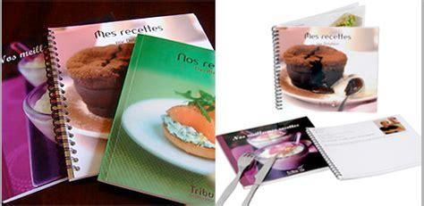 faire un livre de cuisine idée cadeau de noël créer un livre de recettes