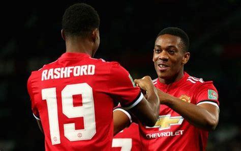 Manchester United Vs Burton Albion: Carabao Cup (4 - 1 ...