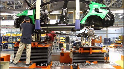 Hyundai Motor Manufacturing Alabama Plant Tour Youtube
