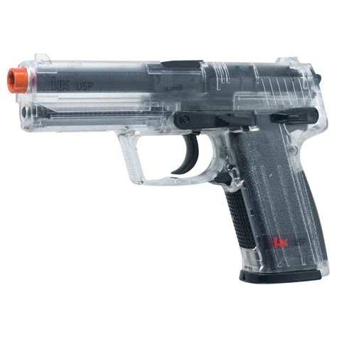 Heckler And Koch Clear USP CO2 Airsoft Gun | camouflage.ca