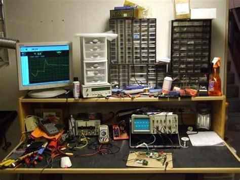 electronics bench electronic workbench electronics