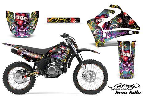 motocross bike graphics yamaha ttr125 2000 2015 dirt bike graphics kit