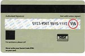 Visa Karte Abrechnung : kartenpr fziffer zus tzliche angabe bei ~ Themetempest.com Abrechnung