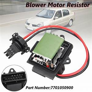 Heater Blower Fan Resistor For Renault Clio Ii  172  182  Rs