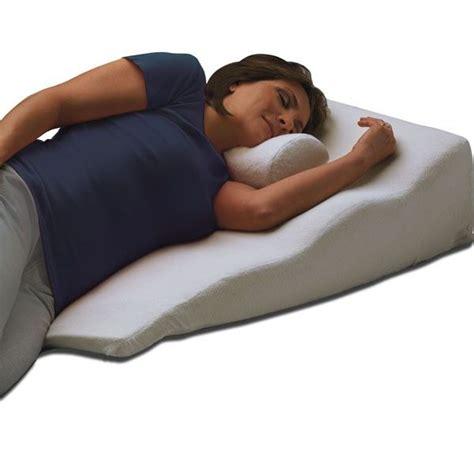 Lcao016 Sleeping With The Contoursleep Side Sleeper Bed