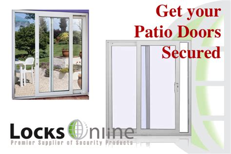sliding patio door security bar uk patio door security its a must guys on those patio