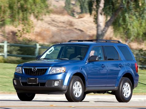 Mazda Tribute Specs & Photos